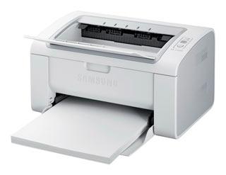 Черно-белый лазерный принтер Samsung ML-2165W