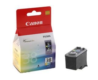 Цветной картридж Canon CL-38