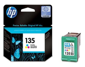Цветной картридж HP 135