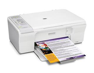 Цветной струйный мфу (принтер/сканер/копир) HP Deskjet F4280