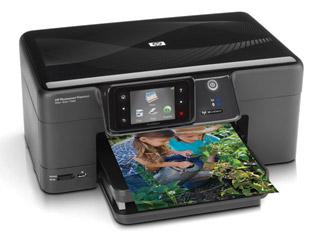 Цветной струйный мфу (принтер/сканер/копир) HP PhotoSmart Premium C309g