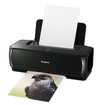 Цветной струйный принтер Canon PIXMA iP1800