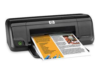Цветной струйный принтер HP Deskjet D1663