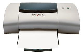 Цветной струйный принтер Lexmark Z35