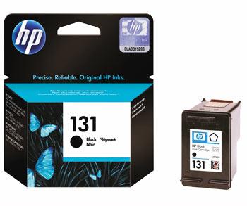 Картридж HP 131 черный