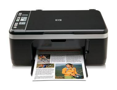 Струйный цветной мфу (принтер/сканер/копир) HP Deskjet F4100