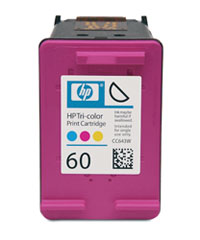 Трехцветный картридж для струйного принтера