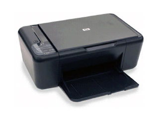 Цветной струйный мфу (принтер/сканер/копир) HP Deskjet F2400 All-in-One Series