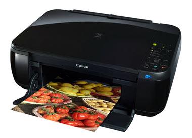 Цветной струйный принтер Canon PIXMA MP495 с wifi
